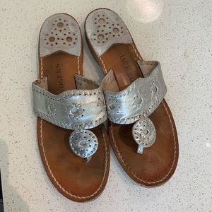 Silver Jack Rogers 8M